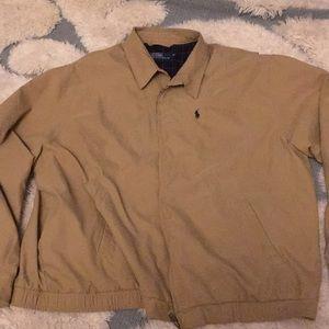 Polo by Ralph Lauren sz. XXL tan jacket